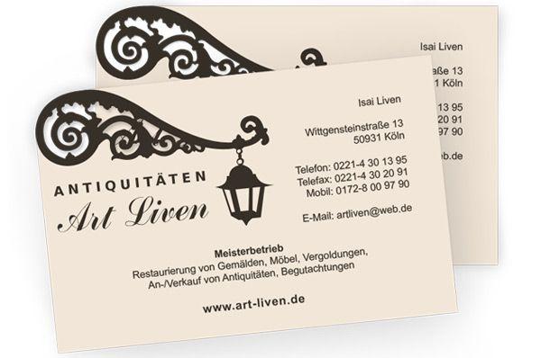Stempel Visitenkarten Bei Copy Now Ihr Copyshop In Leipzig